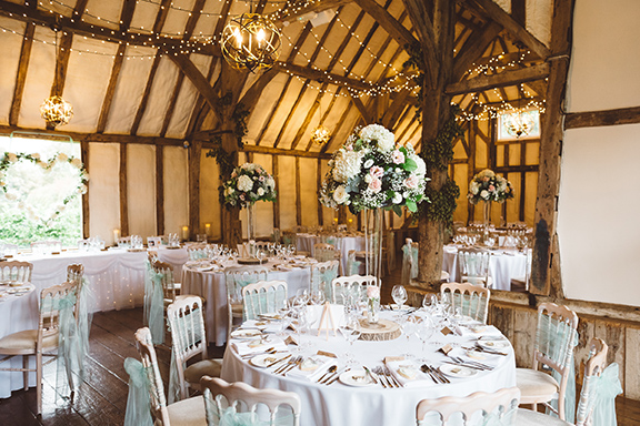 Wedding Venue In Kent Winters Barns Canterbury