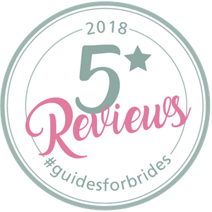 Guide for Brides 2018 5* reviews