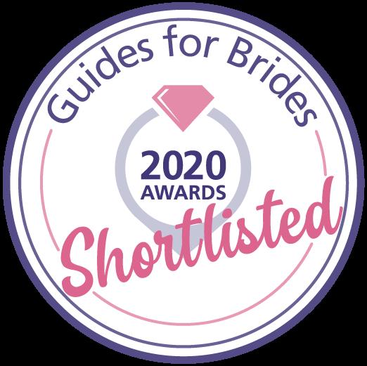 Shortlisted Guides for Brides Awards 2020