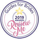 Guides for Brides Awards, vote for 2019
