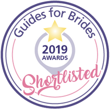 Shortlisted Guides for Brides Awards 2019