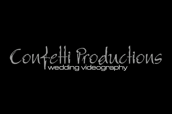 Confetti Wedding Video Productions