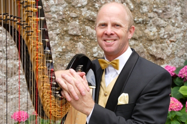 Graham West – Kent Wedding Harpist
