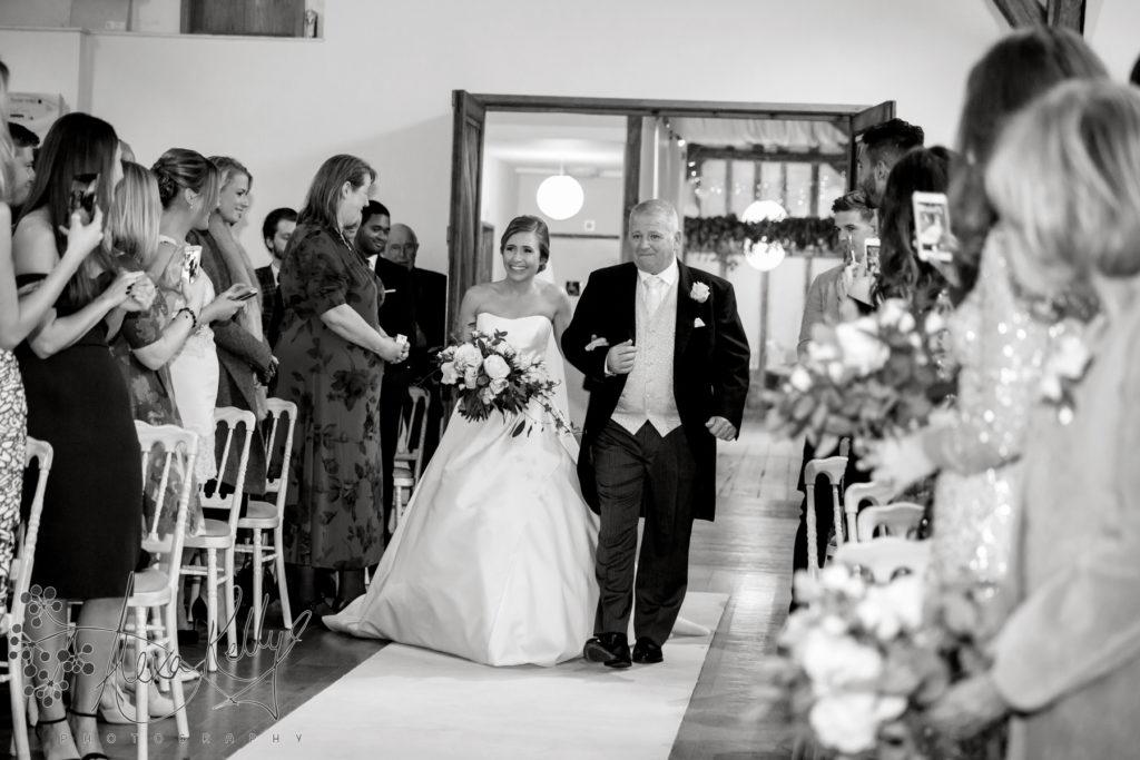 Explore Winters Barns wedding venue