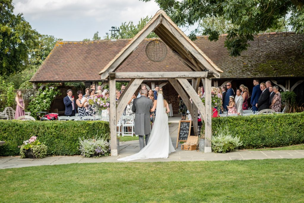 Explore Winters Barns wedding venue